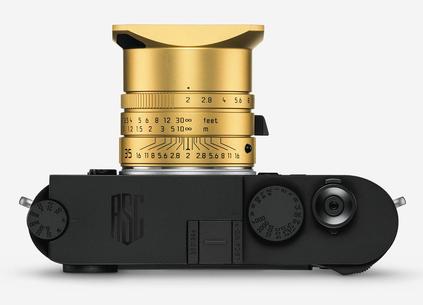 Leica Unveils a Limited M10-P Rangefinder with New Cinematic Functions at werd.com