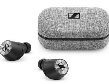 Sennheiser Cuts the Cord with Momentum True Wireless Earbuds