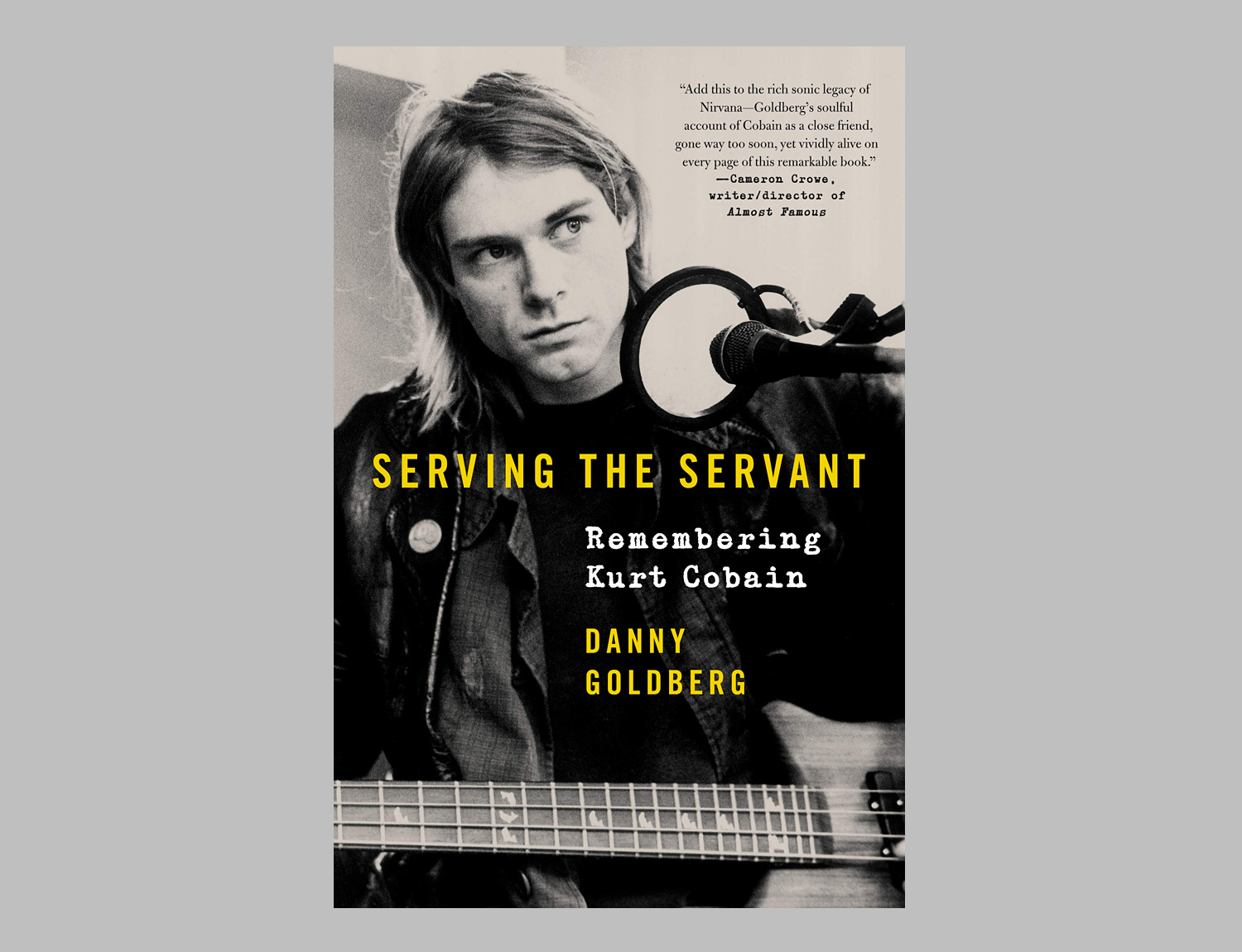 Serving the Servant: Remembering Kurt Cobain at werd.com