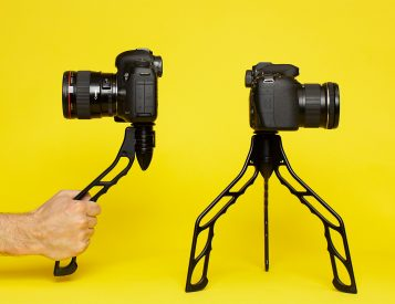 Step-Up Your Video Shoots with the SwitchPod Tripod