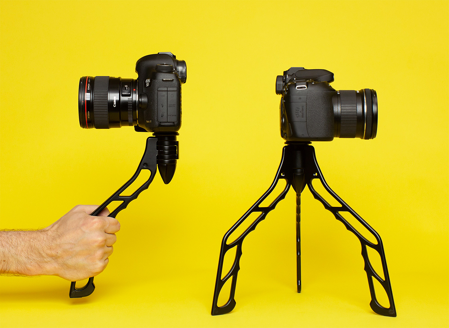 Step-Up Your Video Shoots with the SwitchPod Tripod at werd.com