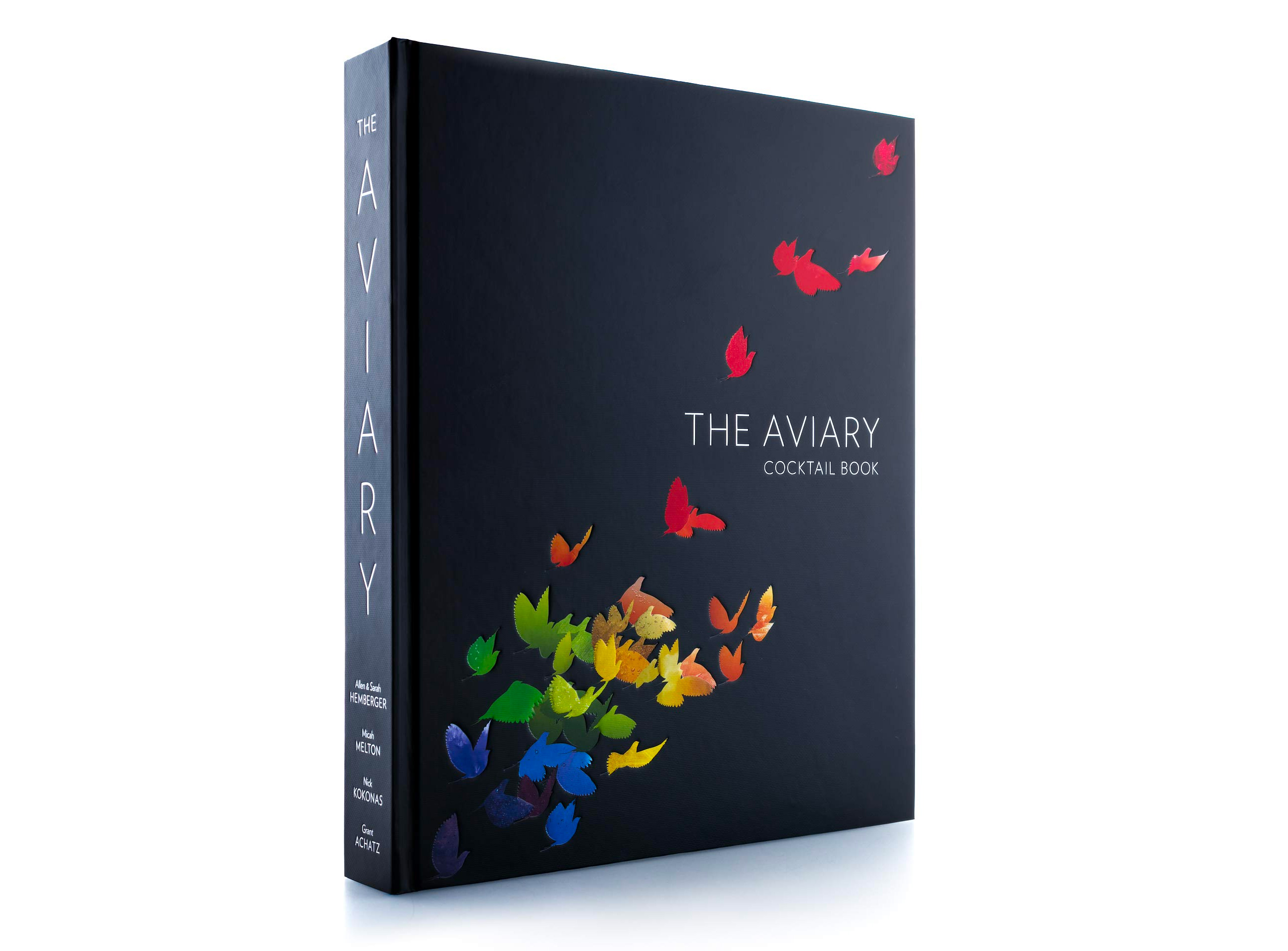 From Acclaimed Chicago Bar: <i>The Aviary Cocktail Book</i> at werd.com