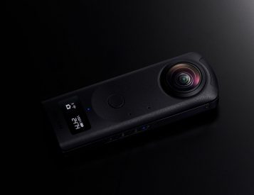 The Theta Z1 from Ricoh is the Brand's Best 360º Camera Yet