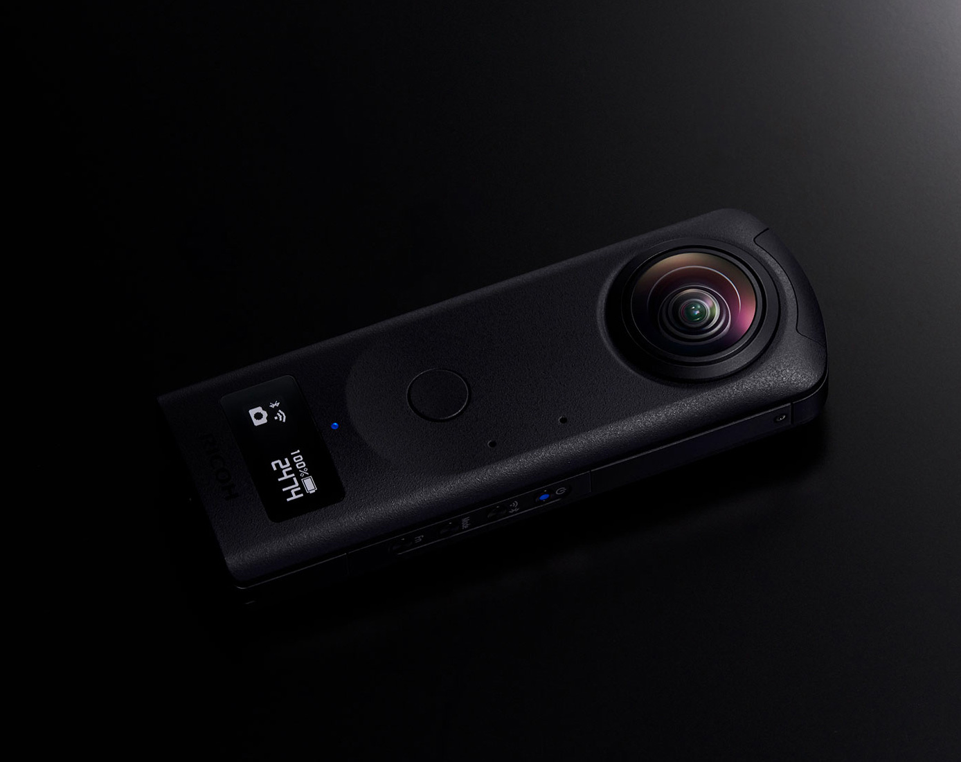 The Theta Z1 from Ricoh is the Brand's Best 360º Camera Yet at werd.com