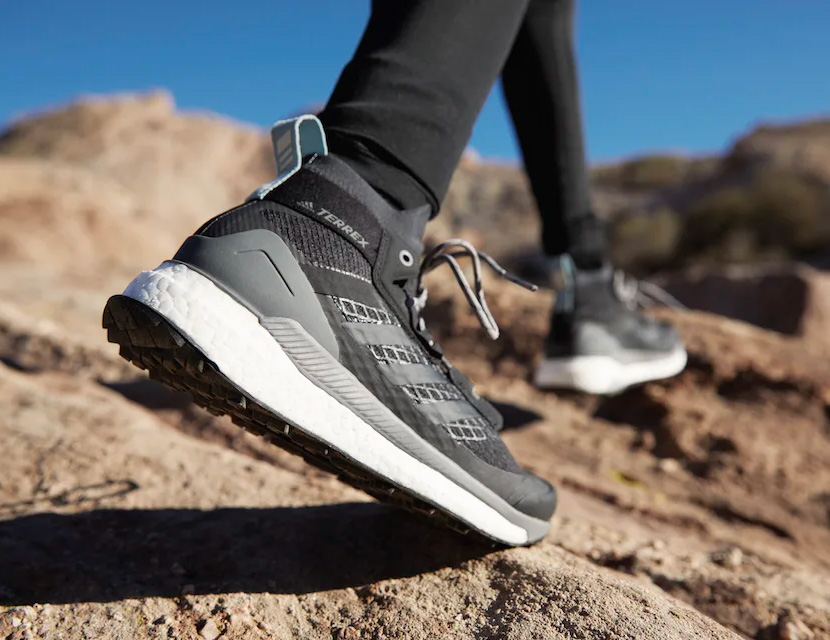 Adidas Finally Brings Boost to the Trails with the Terrex Free Hiker at werd.com