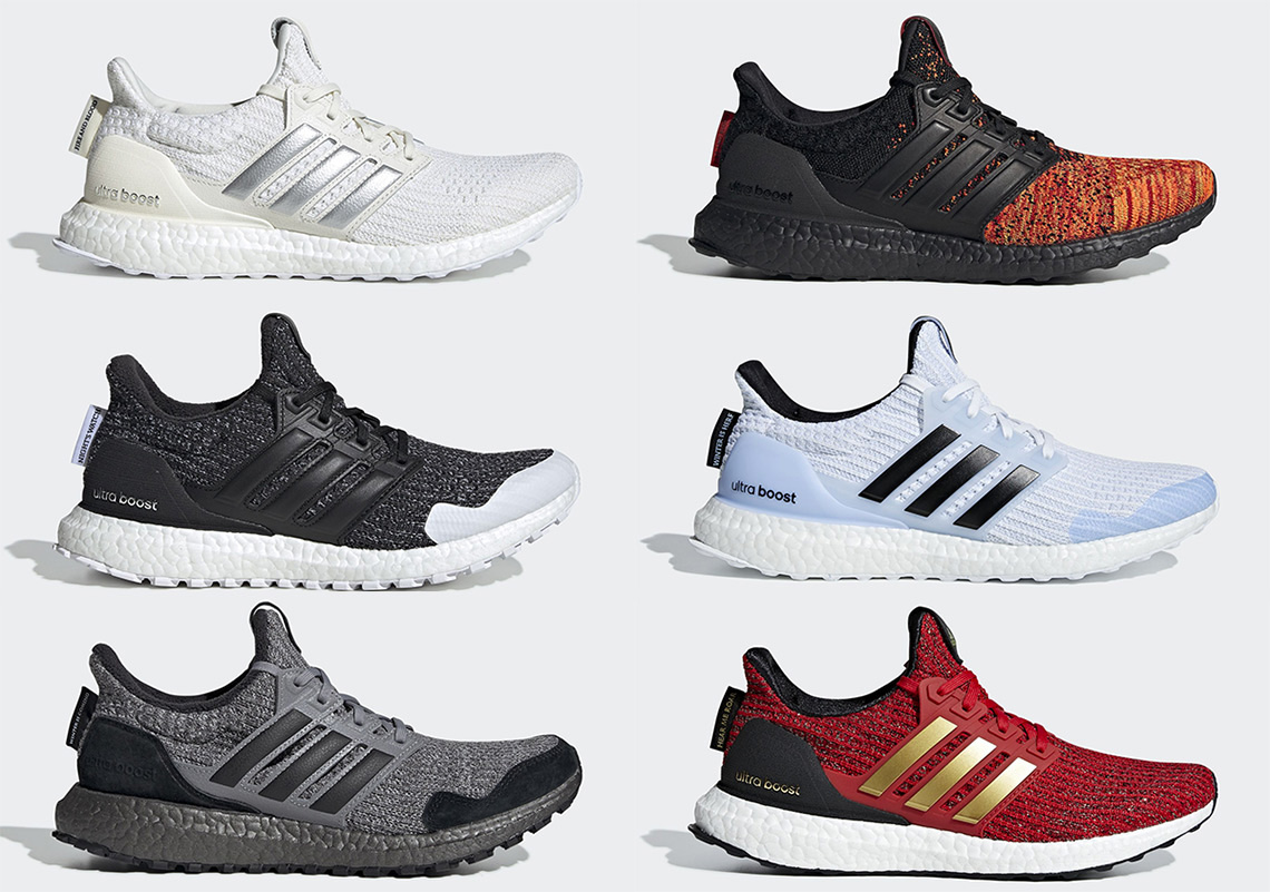 Adidas Created a <i>Game Of Thrones</i> Collection at werd.com