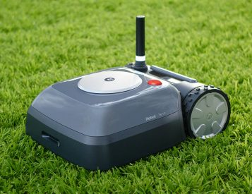 Let This Radical Robot Mow Your Lawn