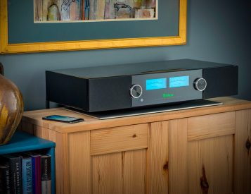 McIntosh Introduces 650-Watt Wireless Speaker System