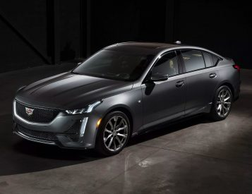 Cadillac Introduces 2020 CT5 Sedan
