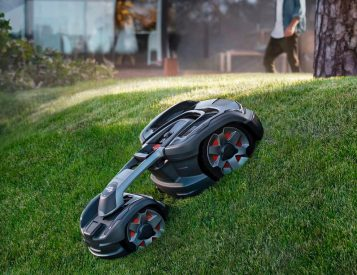 Husqvarna's Latest Robotic Lawn Mower is Alexa-Enabled and Expensive