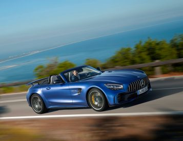Mercedes Rolls Out Convertible AMG GT R Roadster