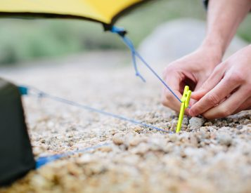 Lighten Your Load with Nemo's Airpin Ultralight Tent Stakes