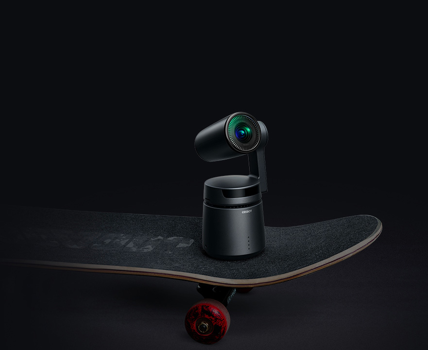 The OBSBOT Tail is the Ultimate Camera for Solo Content Creators at werd.com