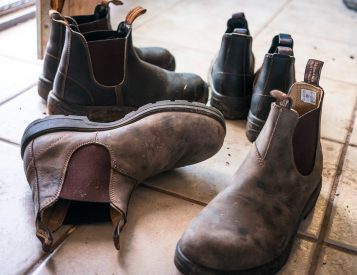 One Boot To Do-It-All: The Original Blundstone 500