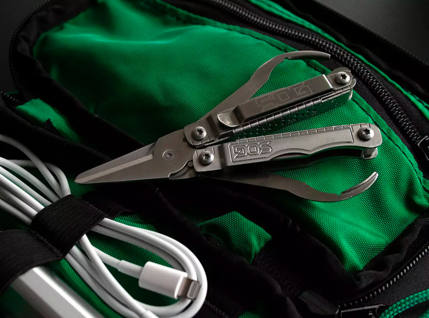 SOG's Snippet Multi-Tool Makes The Cut at werd.com