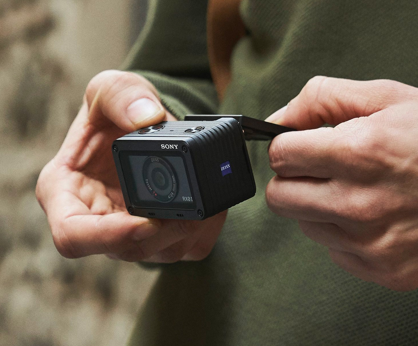 Sony's RXO II Compact Camera is Purpose-Built for Vloggers at werd.com