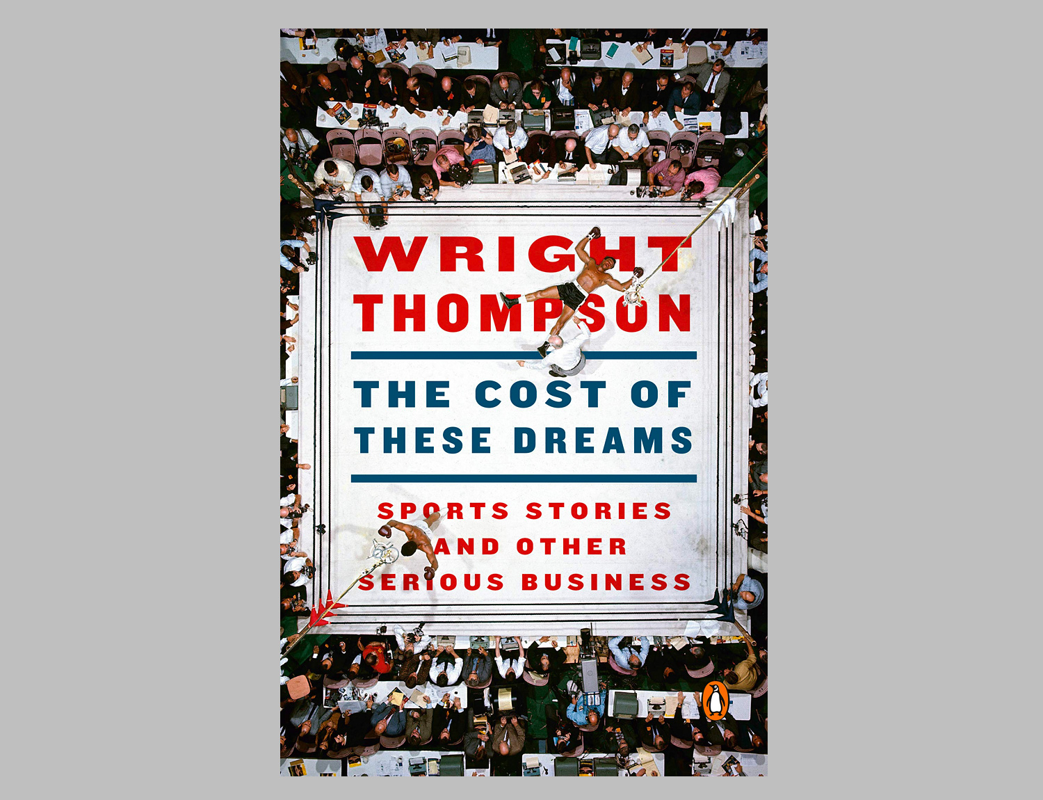 The Cost of These Dreams: Sports Stories and Other Serious Business at werd.com