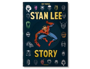 The Stan Lee Story, Over 600 Pages of Comic Book Gold