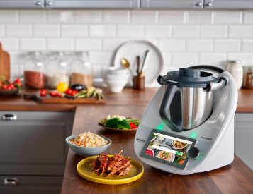 The Thermomix TM6 is a Countertop Smart Appliance that Literally Does It All