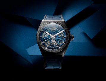 Zenith's Defy Inventor Shows You What It's Made Of
