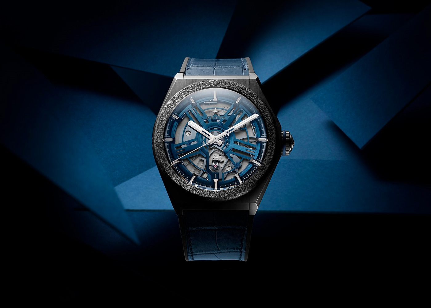 Zenith's Defy Inventor Shows You What It's Made Of at werd.com