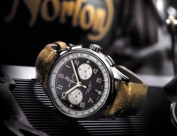 Breitling & Norton Motorcycles Celebrate Their Heritage with a Limited Chronograph