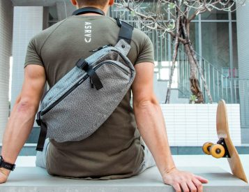 The Cycop DaySling 2.0 Keeps Gear Dry & Secure