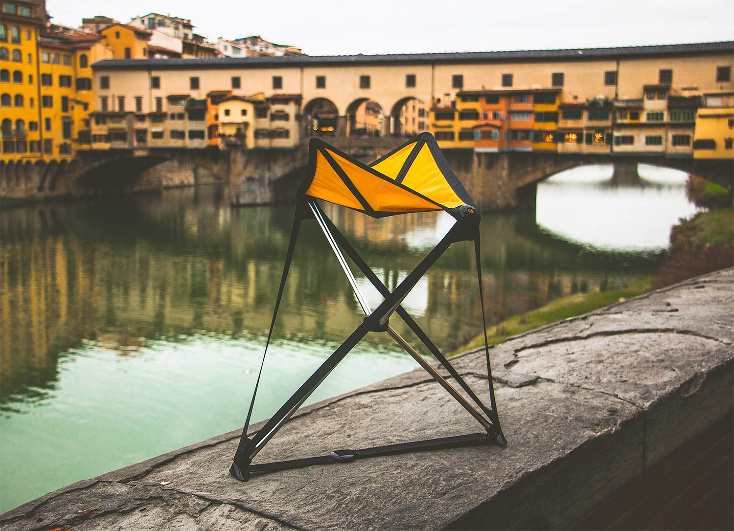 This Might Be the Lightest Folding Chair in the World at werd.com