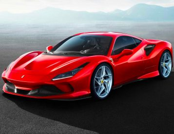 Behold the 2019 F8 Tributo, Ferrari's Most Powerful V8 Ever