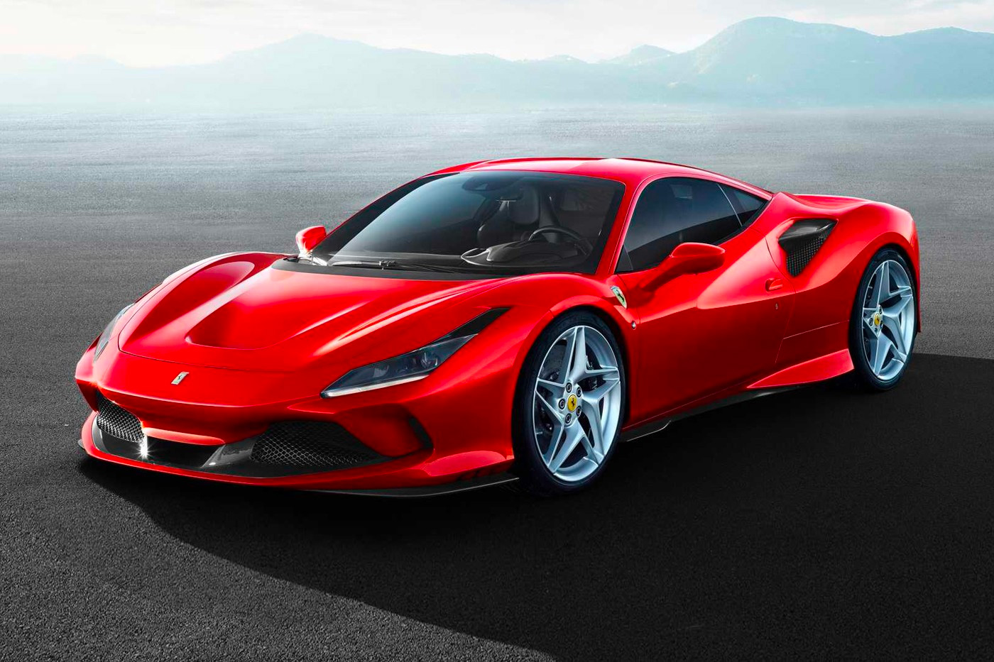 Behold the 2019 F8 Tributo, Ferrari's Most Powerful V8 Ever at werd.com