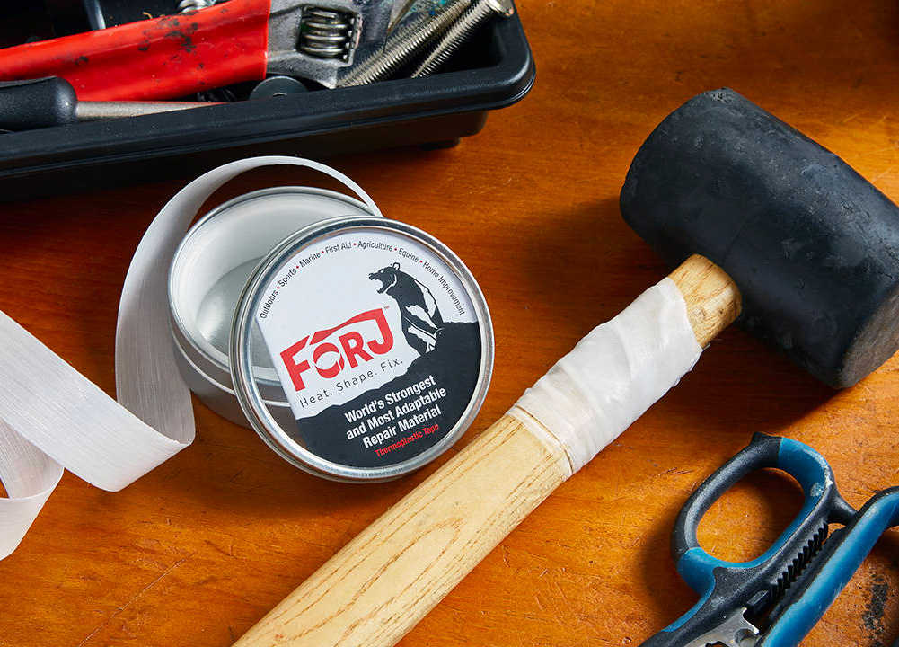 You Broke It, Forj Can Fix It at werd.com