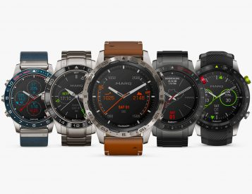 Garmin's MARQ Collection Watches Merge High-Tech Function & High-End Finish