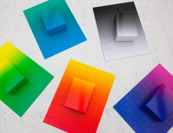 Chill Out & Contemplate Color with these Artsy Gradient Puzzles