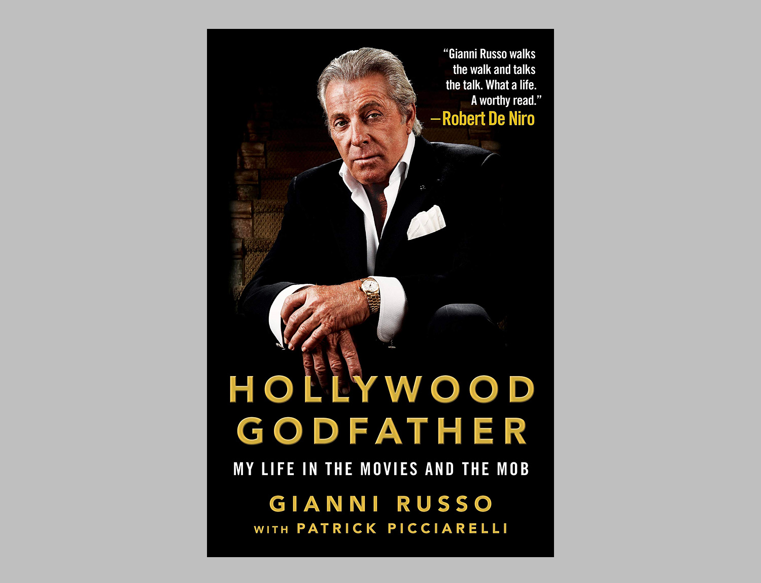 Hollywood Godfather: My Life in the Movies and the Mob at werd.com