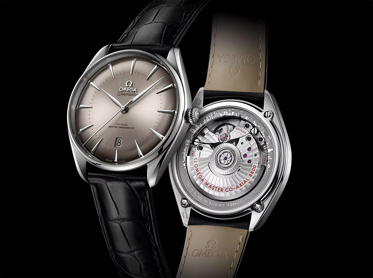 Omega Celebrates New York in its Latest Addition to the City Series at werd.com
