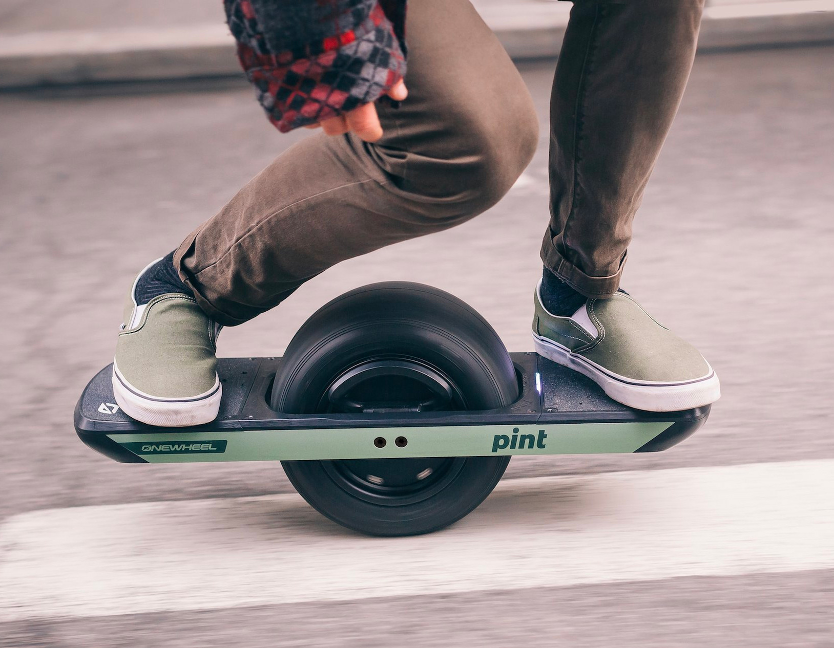 Onewheel Introduces the Smaller, Budget-Friendly Pint Electric Board at werd.com