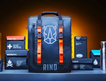This is the World's Most Advanced 72-Hour Emergency Survival System