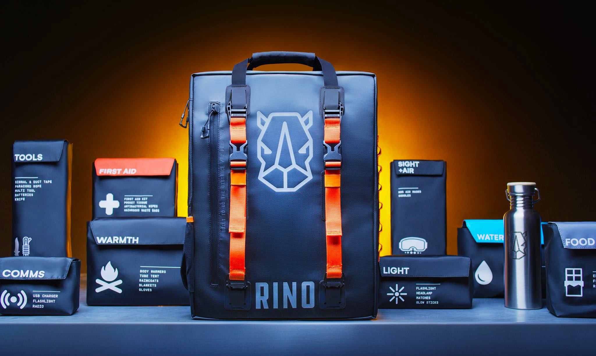 This is the World's Most Advanced 72-Hour Emergency Survival System at werd.com