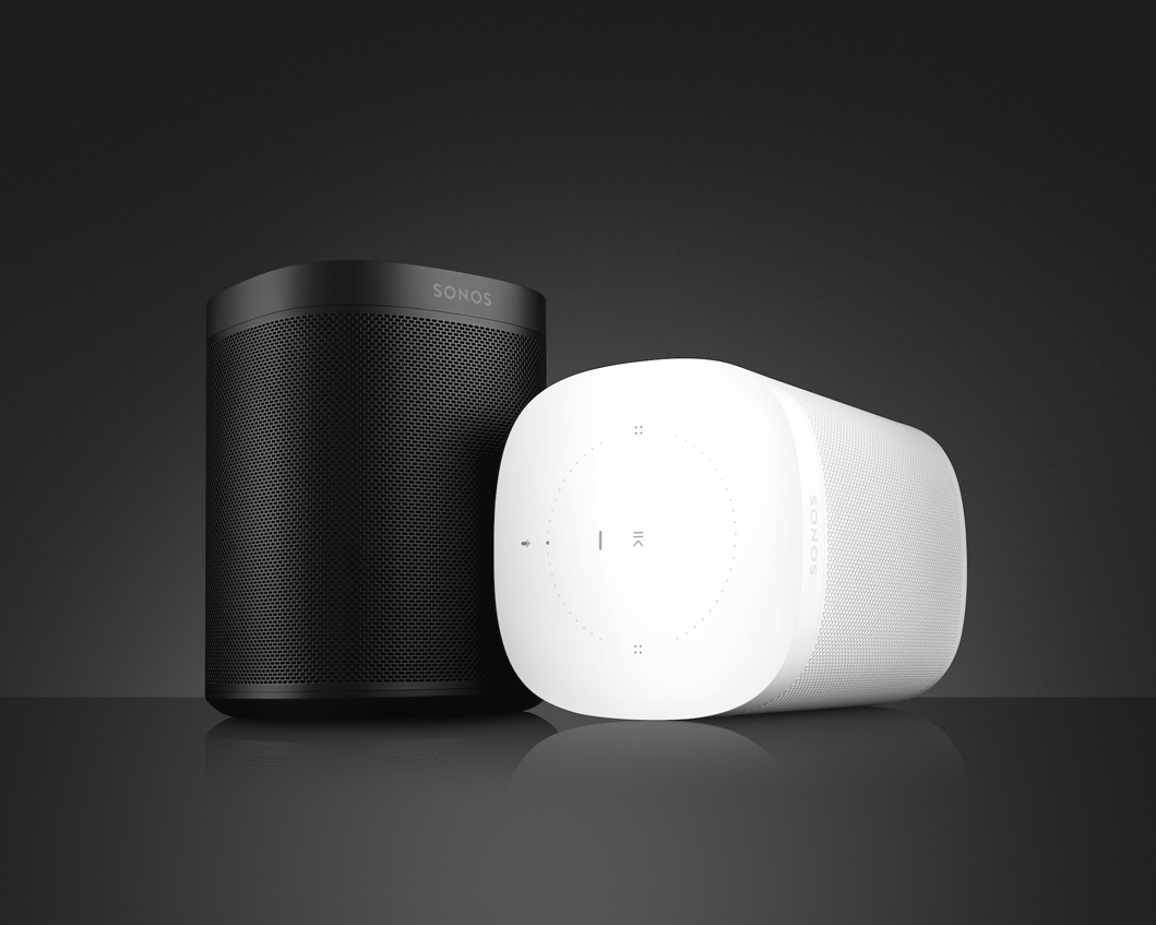 The Original Gets an Upgrade: Sonos One Gen 2 at werd.com