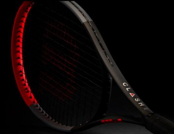 Tomorrow's Tennis Racket is Here Today: The Wilson Clash 100