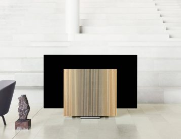 Bang & Olufsen Makes Bold Moves with the Beovision Harmony TV