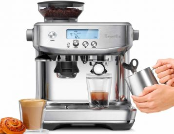 Breville's Barista Pro Makes Mean Espresso, Easier Than Ever