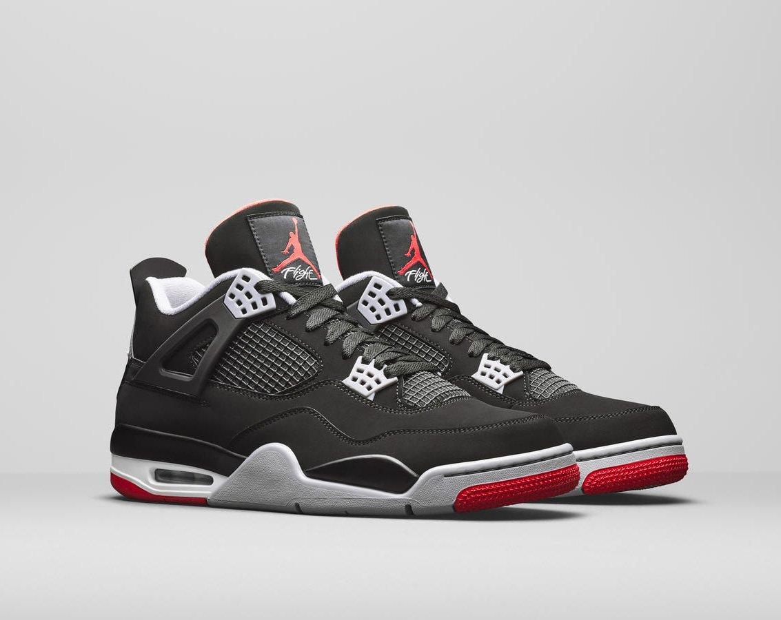 Iconic Nike Jordan 04 Returns … 30 Years Later at werd.com