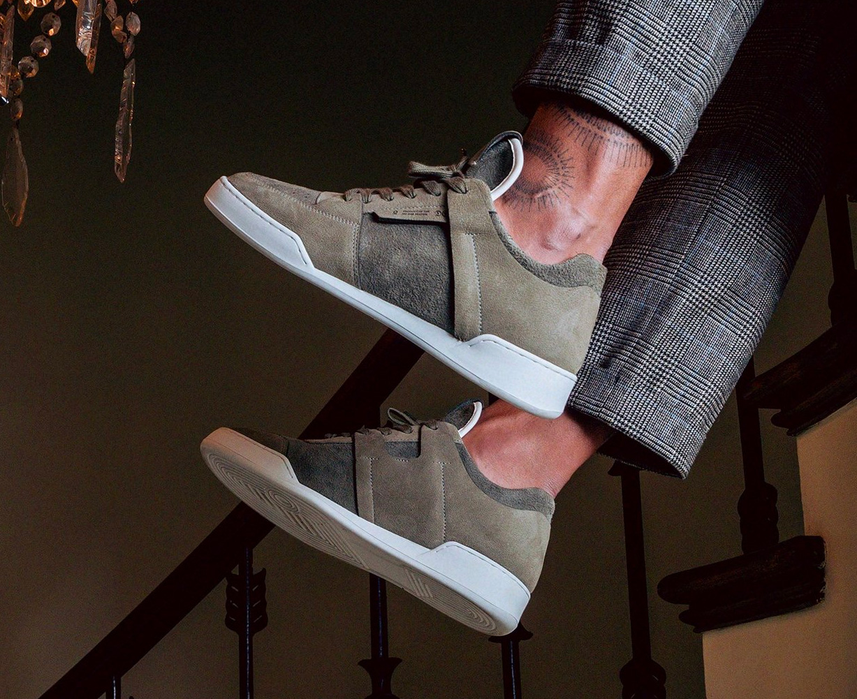 LA's No.One Sneaker Brand Drops Most Intricate Shoe Yet at werd.com