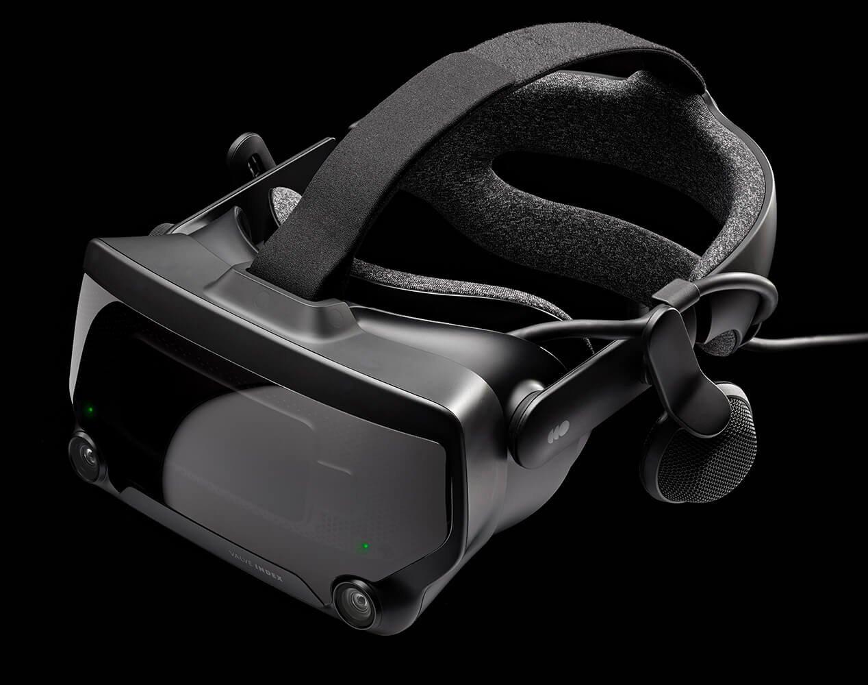 Valve Releases Index VR Headset at werd.com