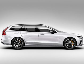 Volvo is Giving the V60 Wagon Polestar Performance
