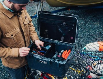 Yeti's LoadOut GoBox is for Toting Gear Not Beer
