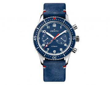 Zenith Celebrates American Vets With Pilot Cronometro Tipo CP-2 USA