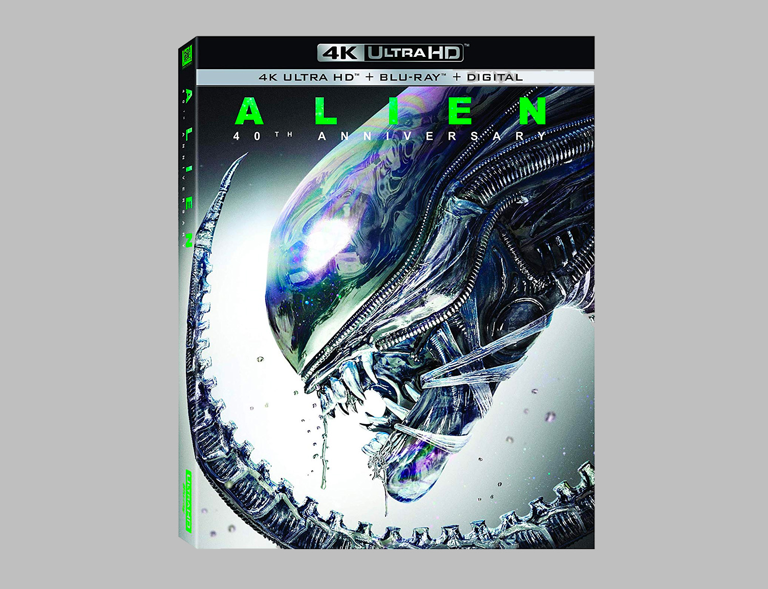 <i>Alien</i> Turns 40 in 4K UltraHD at werd.com