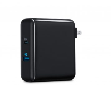 Anker's PowerCore Fusion Delivers 2-In-1 Charging Convenience